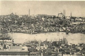 İstanbul Sarayburnu Bölgesi