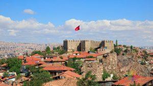 Ankara ve Batı Anadoluyu Geziyoruz