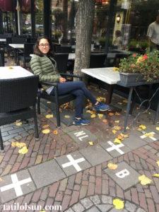 İKİ ÜLKE ARASI BİR SANİYE! HOLLANDA-BELÇİKA SINIRI